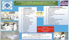 CLINIQUE MEDICALE LE GRAND CENTRE