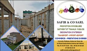 SAFIR & CO SARL