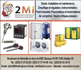 2MI SARL (MANUTENTION IVOIRIENNE ET MAINTENANCE INDUSTRIELLE)
