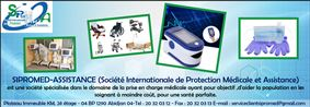 SIPROMED ASSISTANCE (SOCIETE INTERNATIONALE DE PROTECTION MEDICALE ET ASSISTANCE)