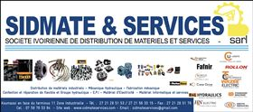 SIDMATE & SERVICES SARL