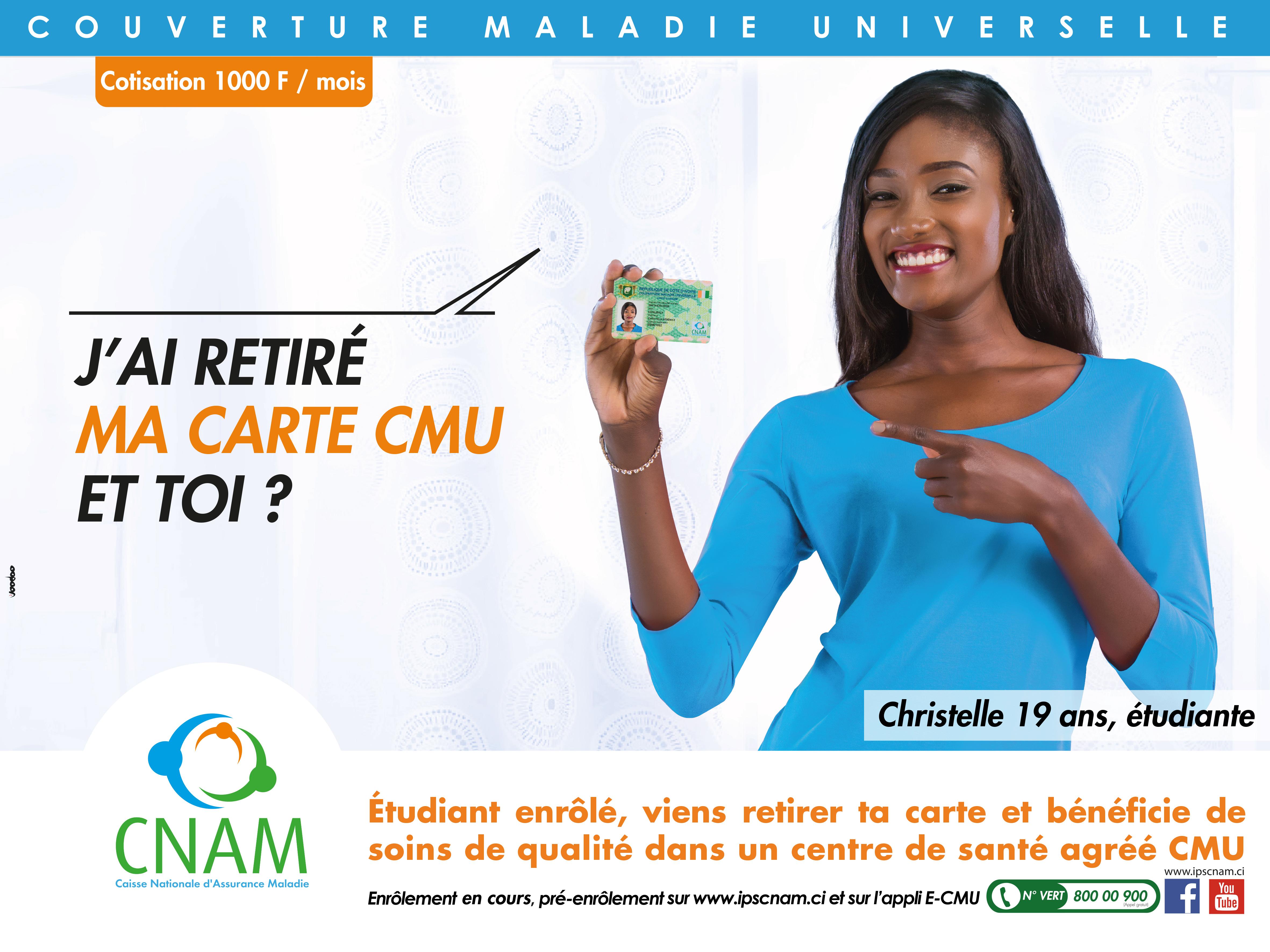 Carte Assurance Maladie Femme.Cnam Caisse Nationale D Assurance Maladie
